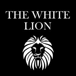 The White Lion Logo